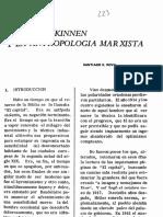 Eduardo Kinnen y La Antropología Marxista