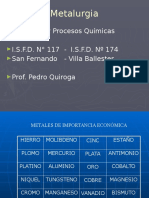 .Metalurgia 1
