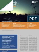 Estratégicas Demóticas - Jornalismo - Populismo e o Neopopulismo