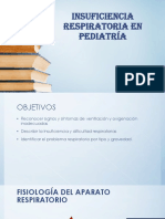 Insuficiencia Respiratoria en Pediatría