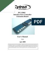 IFC-EB02 User's Manual