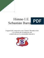 Himno I.E. Sebastian Barranca - Camaná