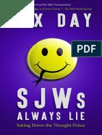 SJWs Always Lie - Vox Day (2015)