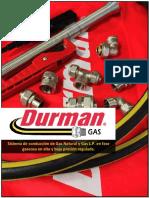 Catalogo Durman Gas - GLP - GN - 2016 Gas Lp