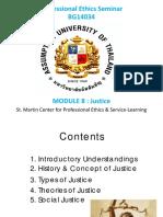 MODULE 8 ethics