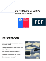 Curso de Liderazgo y Trabajo en Equipo drogodependencia