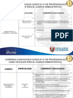 Carreras Convocadas Curso No.41 Modificado3