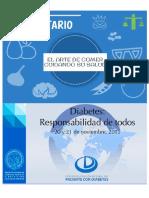 RECETARIO DE COMIDA PARA DIABETICOS