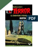 Hare Burton - Seleccion de Terror 171 - El Cementerio Viviente