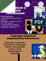 Lingkungan & Budaya Perusahaan.ppt