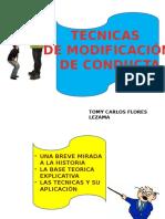 tecnicasdemodificaciondeconducta-130927192805-phpapp02