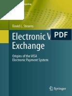 History of Computing-Electronic Value Exchange