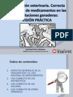 Prescripción Veterinaria Natividad Pérez