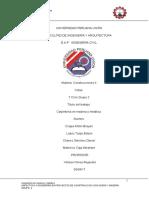 Estructuras en Metalica y Madera