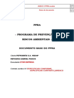 Ppra Db Modelo Abastecimento b. Rev 19.07.2016