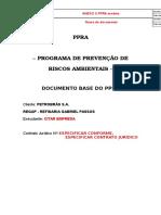 Ppra Db Modelo Abastecimento a - Rev 14.10.16