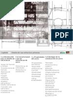 C-1 Clases Arquitectura Al acero.