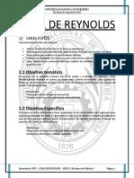 Cuba de Reynolds