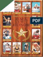 Hawaii H.S. Hall of Honor
