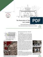 The Restoration of Tsas Soma Mosque Leh, Ladakh, India.pdf