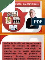 1-Planeacion Del Talento Humano Charla UA.
