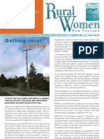 June 2004 Rural Women Magazine, New Zealand