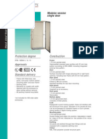 GE Optimal Sheet Steel Cabinets030-069
