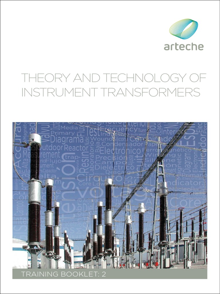 ARTECHE_CF_TheoryIT_EN.pdf | Transformer | Manufactured Goods on