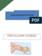 232287550 Penyuluhan Scabies Ppt