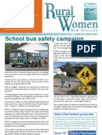 March 2008 Rural Women Magazine, New Zealand