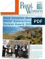 June 2009 Rural Women Magazine, New Zealand