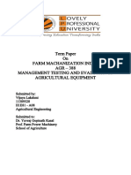 Farm Machanization Index Data Tables-1