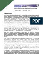 Perfil Psicopatologico y Relacional de Las Familias Con Obesidad 0