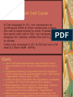 4 Cont Cell Cycle
