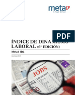 Indice Dinamismo Laboral