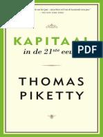 Piketty, Thomas -2013- Kapitaal in de 21ste Eeuw.epub