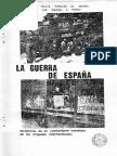 Cuadernos de Crítica Marxista Nº 3 La Guerra de España