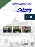 CESAT Cahiers 1