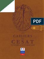 CESAT Cahiers 6