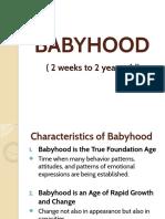 babyhood.pptx