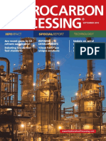 Hydrocarbon Processing Article