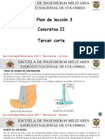Plan de Leccion 3- 3do Corte Concretos II