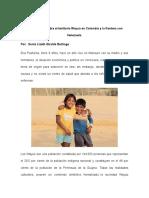 Manaure, La Guajira El Territorio Wayuú en Colombia y La Frontera Con Venezuela.