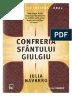 JULIA NAVARRO - CONFRERIA SFANTULUI GIULGIU.docx