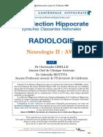 Neurologie II  AVC.pdf
