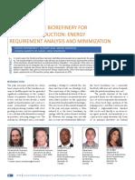 HEMICELLULOSE BIOREFINERY FOR FURFURAL PRODUCTION ENERGY REQUIREMENT ANALYSIS AND MINIMIZATION destilacion azeot furfural.pdf
