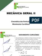 27690-MGII_-_Aula_3_-_Princípios_de_Dinâmica_-_Movimentos_Curvilíneos