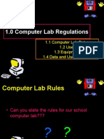 2-Computer Lab Regulations.ppt