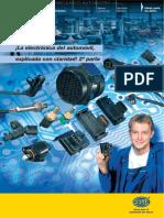 Manual Electronica Automovil Sistema Recirculacion Gases Edc Aire Secundario Programa Estabilidad Esp