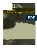 Aitmatov, Cinghiz - Adio, Floare-galbena (v1.0) FRI